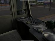 Class 101 Original Cab Interior