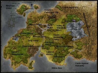 Wikiland Update 2