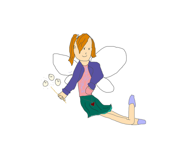 File:Midge the Mix Dog Fairy by IAmVinylScratch'sNumberOneFan.png