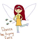 Danica, drawn by Destiny
