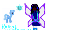 Kaleah the Winter Celebrations Fairy