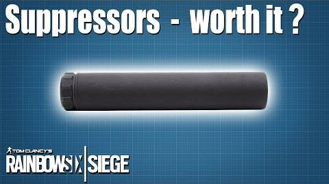 Suppressors, are they worth using? - Rainbow Six - Siege