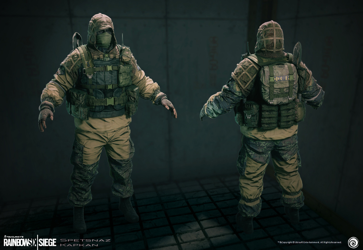 Playerunknown S Battlegrounds Maps Loot Maps Pictures: Idea For A New Skin [Kapkan Style]