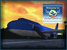Aolian Airlines organization