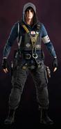 Hibana's Uniform