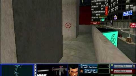 Tom Clancy's Rainbow Six Rogue Spear - Urban Operations Mission 05 - Operation - Jade Key