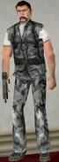 Terrorist UZI