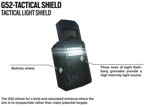 Blitz Tactical Shield
