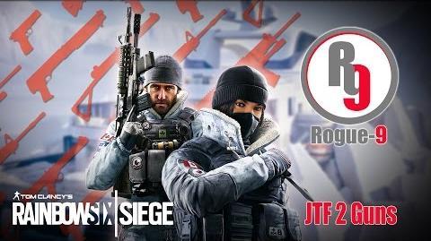 JTF 2 Guns - Rainbow Six - Siege