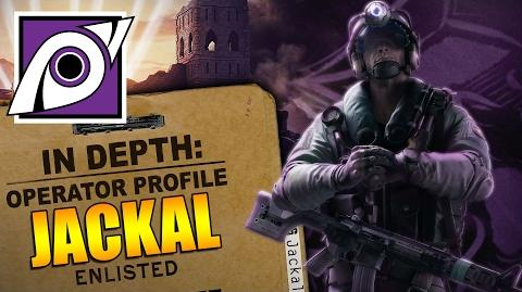 Rainbow Six Siege - In Depth- How to use JACKAL - Operator Profile