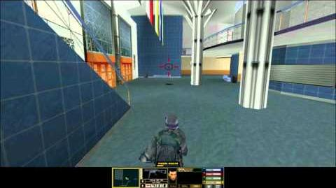 Tom Clancy's Rainbow Six- Rogue Spear UMP 45