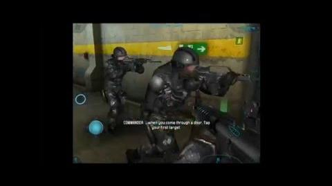 Tom Clancy's Rainbow Six Shadow Vanguard Training
