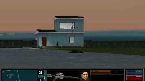 Tom Clancy's Rainbow Six Mission 08 - Operation - Winter Hawk