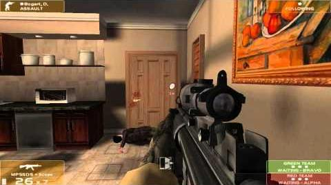 Tom Clancy's Rainbow Six Raven Shield Mission 06 - Operation - Pearl Castle