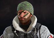 Buck Skull Rain