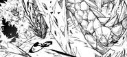 Stone Golem and Stone Dragon Faceoff