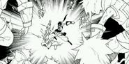Yan Feng Zha Fighting Against Spirit Clone