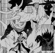 Minotaur Appears Behind Cao Yan Bing
