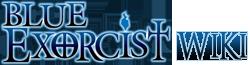 Ao no Exorcist Wiki Wordmark