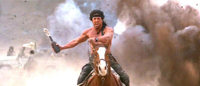 Rambo III Picture