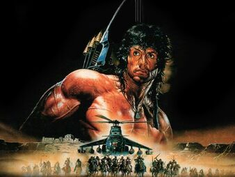 Movies Films R Rambo III 010449