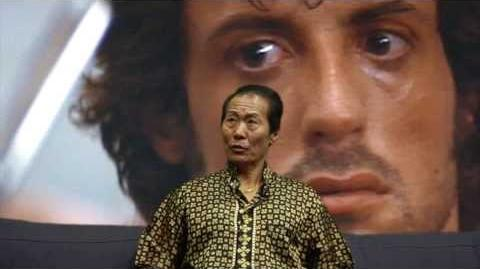 FIRST BLOOD 1982 Interview with Grandmaster Stephen Chang - The VC Commander