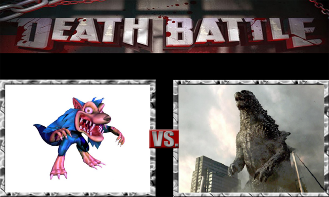 File:DEATH BATTLE Idea - Ralph Vs. Godzilla.png