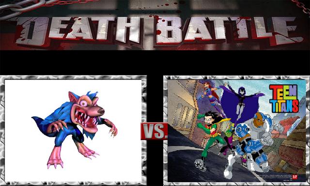 File:DEATH BATTLE Idea - Ralph Vs. The Teen Titans.png