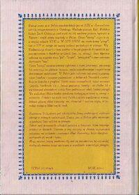 Pierogi Solejukowej okładka tył
