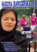 Ranczerska Gazetka 11 Okładka