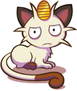 Elvereth s meowth by andrepaz-d3ey9mv