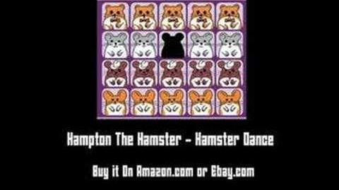 Hampton The Hamster - Hamster Dance