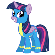 Twilight Sparkle the Wonderbolt