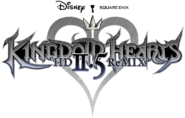 Kingdom Hearts HD 2.5 Remix Logo