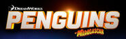 Penguins of madagascar logo