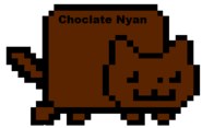 Choclate Nyan Cat