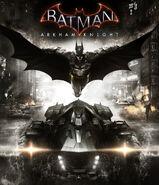 Batman Arkham Knight cover art