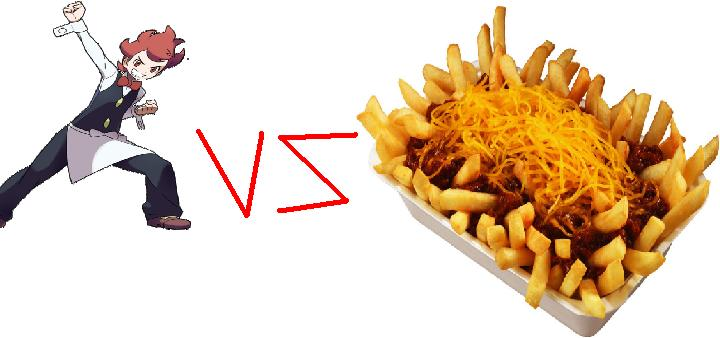 Chili vs Chili Cheese Fries