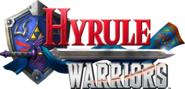 Hyrule Warriors English Logo