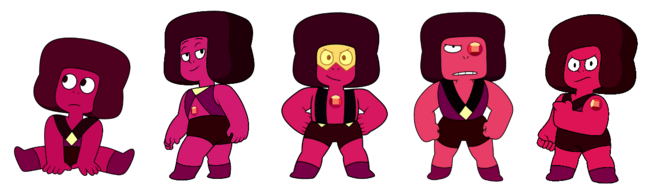 The Homeworld Rubies