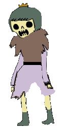 Skeleton prince