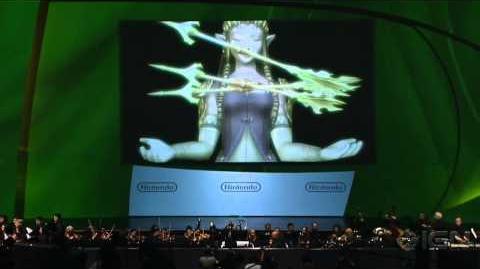 Zelda Overture - E3 2011 Nintendo Conference