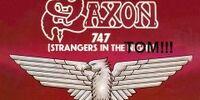 747 (Strangers In The Tom!!!)