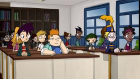 Science class zing