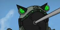 Robo-Frog