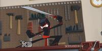 Ninja Sword