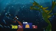 Underwater fight