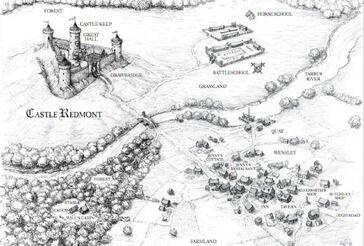 Redmont-map
