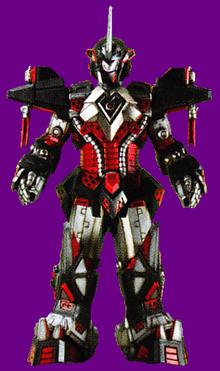 TSGB-MegaZord Gamma