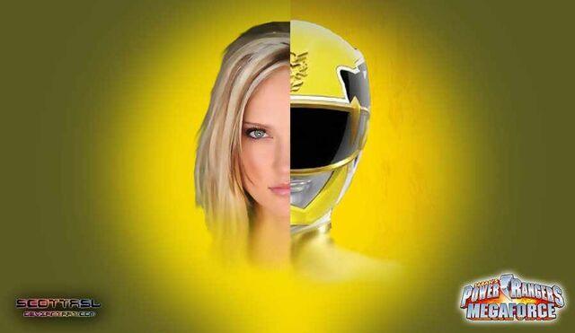 File:Pr mf yellow ranger wallpaper by scottasl-d5h8e97.jpg